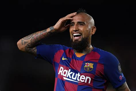 The best of arturo vidal in training: Arturo Vidal says he's 'not happy' on the Barcelona bench ...