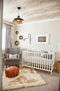 Chambre Enfant Moderne : id es en 50 photos pour choisir les rideaux enfants ~ Teatrodelosmanantiales.com Idées de Décoration