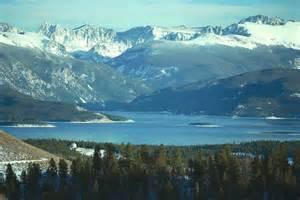 Lake Granby Colorado
