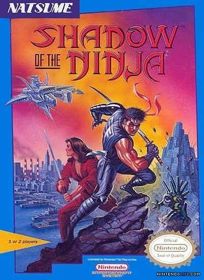 Review Shadow Of The Ninja Wii Virtual Console Nes