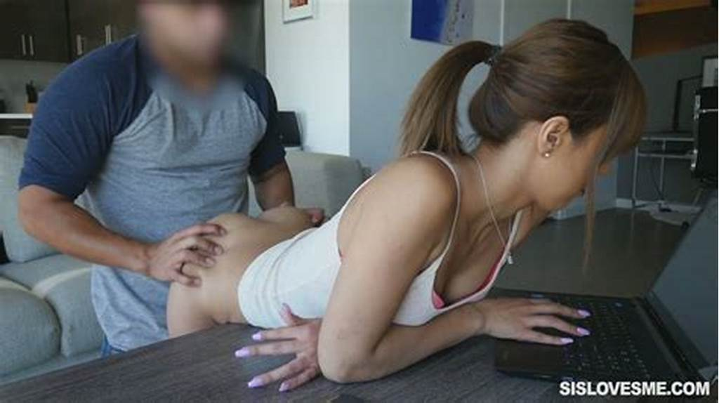 #Stepbro #Fucks #Demi #Lopez #To #Make #Her #Give #Him #A #Laptop