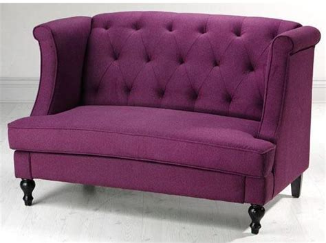 throwovers for settees plum loveseat classic sofa tufted wingback purple