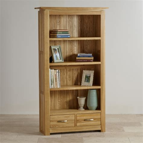 Oak Bookcase by Tokyo Solid Oak Bookcase Living Room Furniture