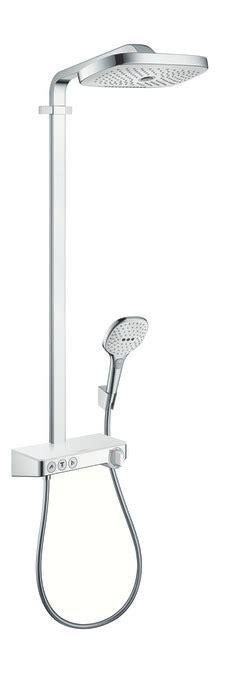 hansgrohe shower pipes raindance select 3 spray modes item no 27127400