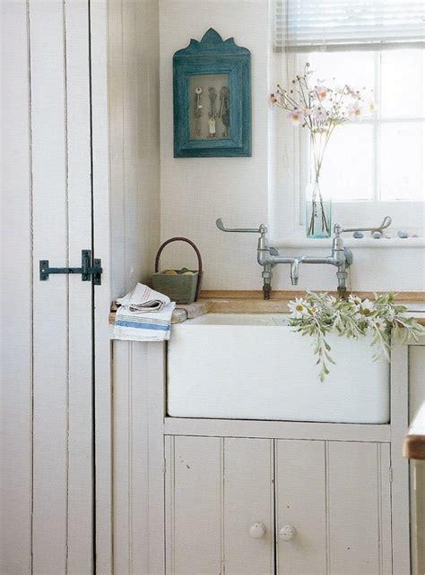 Kitchen Sink  Cottage House Love Pinterest