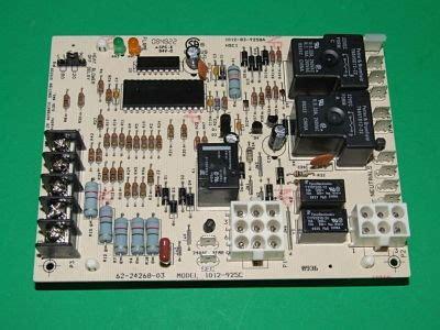 Ga Furnace Board Diagram by Rheem Ruud Furnace Circuit Board 62 24268 03