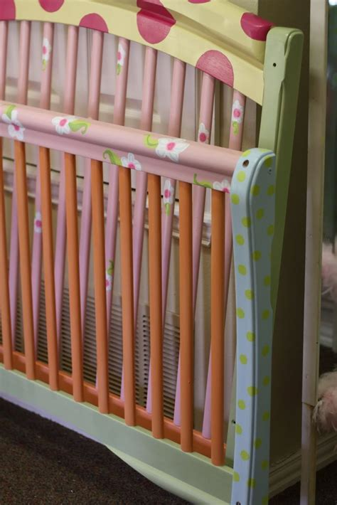painting a baby crib diy painting a baby crib woodworking projects plans