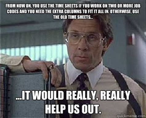 Office Space Meme by Office Space Didn T You Get That Memo Office Space