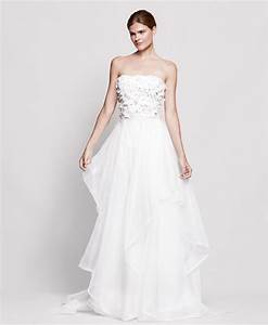 2013 wedding dress reem acra for nordstrom bridal gowns 7 With nordstrom wedding dresses