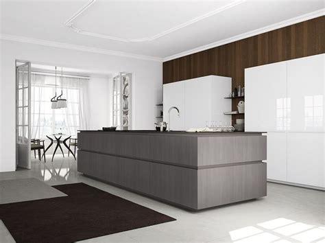 cocinas modernas en apartamentos clasicos reformados