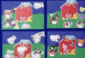 barnyard craft plus lots of other early elementary farm 604 | d6fcdda14bfdc2f0ff11eba7e869ab30