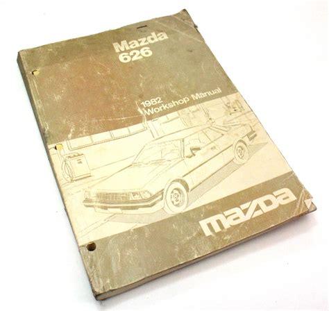 mazda  workshop service manual