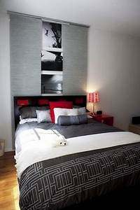 Red, Accents, In, Bedrooms, U2013, 34, Stylish, Ideas