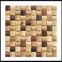 Was Passt Zu Bambus : bm 009 bambus mosaikfliesen holz design wand verblender ~ Watch28wear.com Haus und Dekorationen
