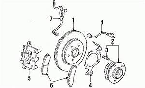 2006 Saturn Vue Parts Diagram