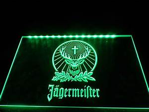 TR001 Jagermeister LED Neon Light Sign hang sign home