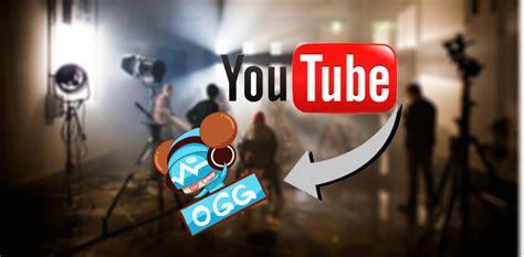 convert youtube  ogg  express speed