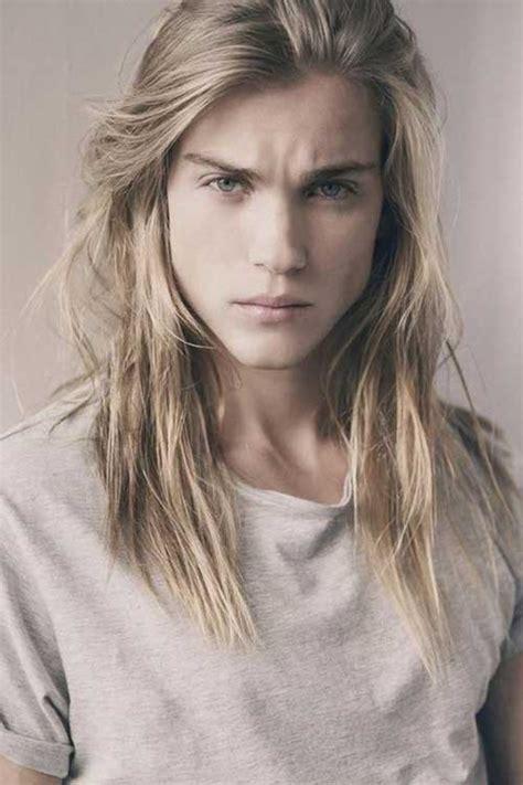 long hairstyles  men mens hairstyles