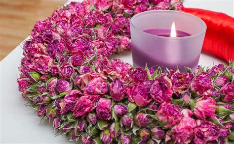 Romantiķu adventes vainags DIY - Rose Louxembourg