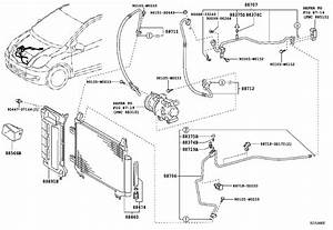 Toyota Yaris Parts Diagram