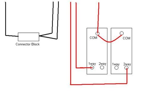 Gang Light Switch Replacement Diynot Forums