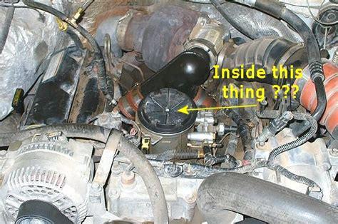 Ford 7 3 Turbo Diesel Fuel Filter Location 97 f250 7 3l diesel fuel filter location ford