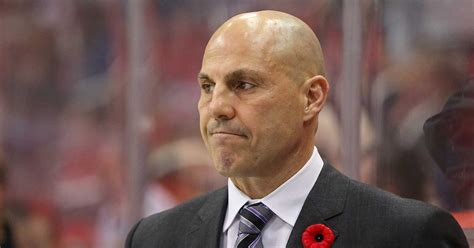 rick tocchet takes leave  coyotes  deal  family