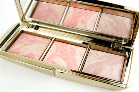 lighting palette hourglass ambient lighting blush palette review and Hourglass