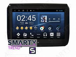 Peugeot 208 Android Car Stereo Navigation In