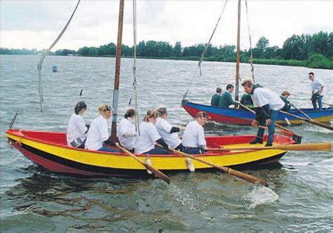 Roeien Reeuwijk personeelsdag