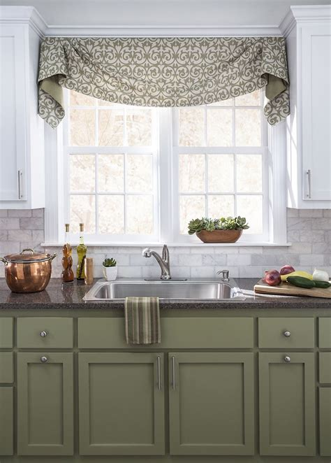 Kitchen Valance by Kennedy Valance 1 Carole Fabrics Window Treatments