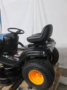 Poulan Pro 42 U0026quot  Rear Engine Riding Lawn Mower