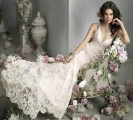 vintage style wedding dresses lace gorgeous wedding dress vintage lace wedding dress