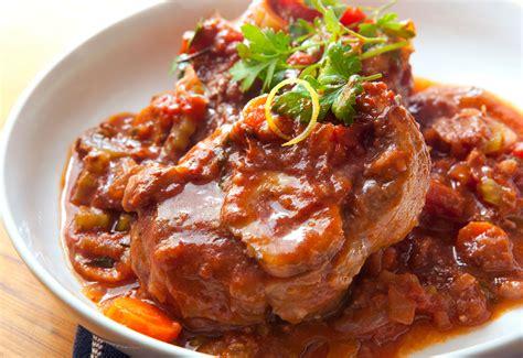 cuisiner jarret de porc ossobuco alla milanese
