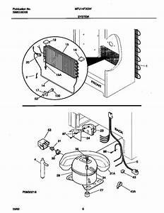 Universal  Multiflex  Frigidaire  Mfu14f3gw6 Upright