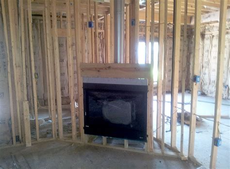 installing a gas fireplace insert how to install a fireplace the ultimate diy guide
