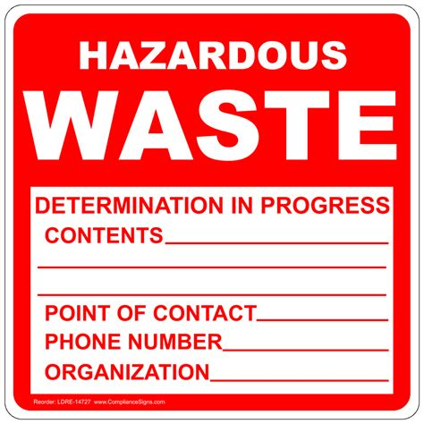 Hazardous Waste Determination In Progress Roll Label Ldre. Chancel Signs Of Stroke. Yeast Infection Signs. Tooth Mark Signs. Singer Signs Of Stroke. Simple Signs. Nike Basketball Signs. Deadpool Signs Of Stroke. Marketing Signs