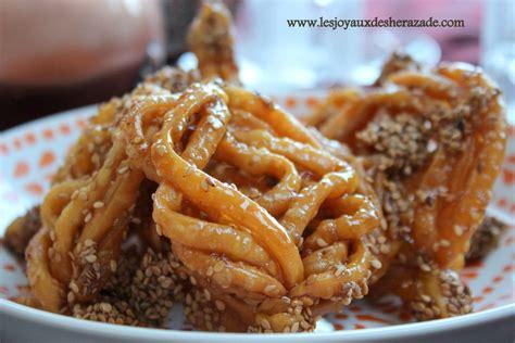 cuisine algerienne gateaux recettes griwech les joyaux de sherazade
