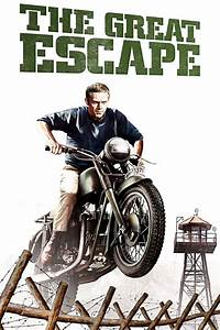 The Great Escape (1963) - Posters — The Movie Database (TMDb)