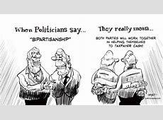 Funny Bipartisan Political Cartoon Cartoon