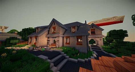 Lake House   Cedar Creek   Ninaman Minecraft Project