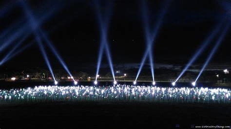 light and sound nuvali launches the magical field of lights and sound show