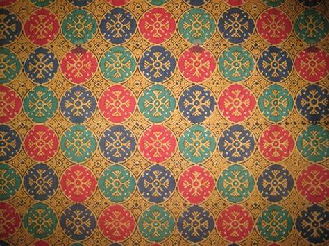 sejarah motif batik pekalongan  penjelasannya batik