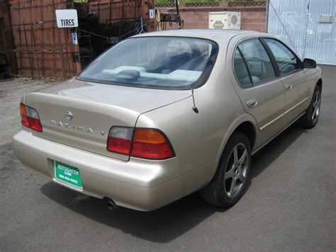 1995 Nissan Maxima  Information And Photos Zombiedrive
