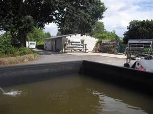 bache epdm pour bassin ideal pour l39etancheite de tout With plan de bassin de jardin 6 le jardin jardins de la ferme bleue
