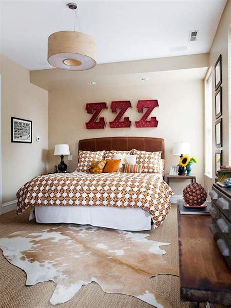 décoration intérieure chambre à coucher déco intérieure automnale pour une atmosphère chaleureuse