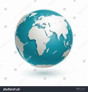 World Globe Map 3D | Factsofbelgium
