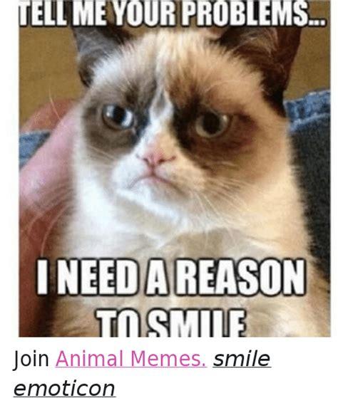 Meme Animal - smiling animal meme
