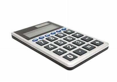 Calculator Background Calculators Isolated Retirement