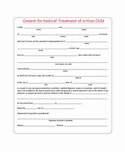 Sample Medical Consent Forms 8 Free Documents in PDF Doc